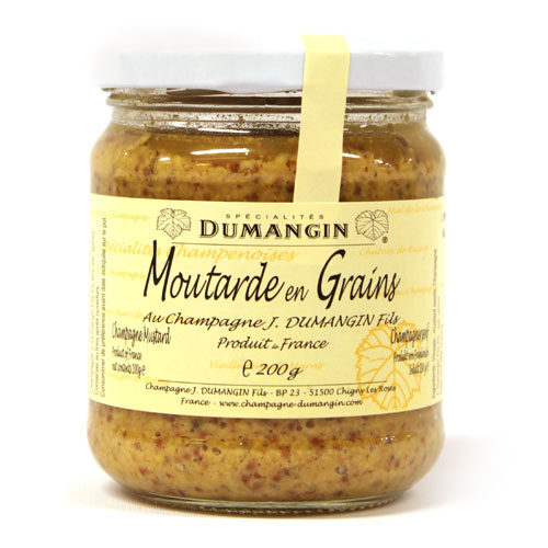 Premier Taste Moutarde en Grains